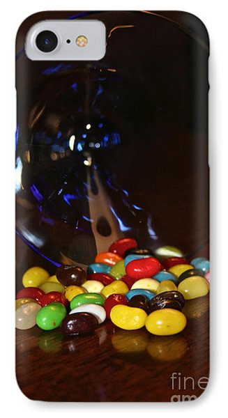 Spilled Beans Phone Case by Susan Herber