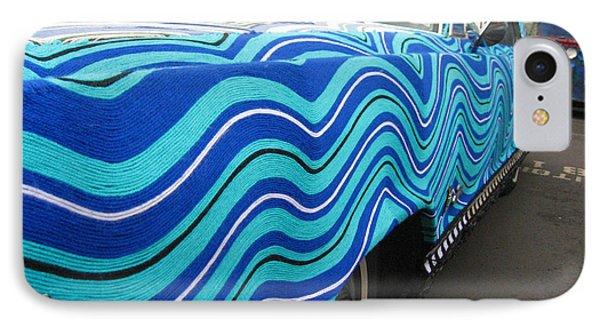 Spin A Yarn Car Phone Case by Kym Backland