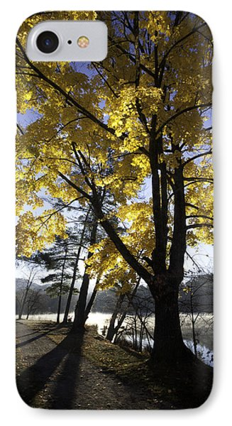 Spirit By The Lake Phone Case by Rob Travis
