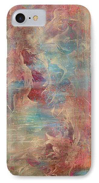 Spirit Of The Waters Phone Case by Rachel Christine Nowicki