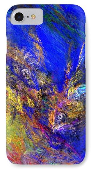 Spirits Over Bay Phone Case by David Lane