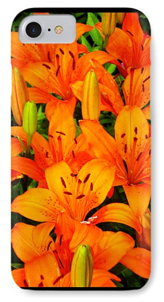 IPhone Case featuring the photograph Spiritual Bouquets At St. Francis Cathedral by Susanne Still
