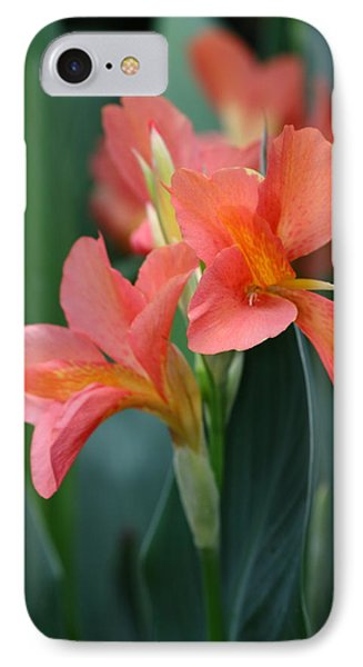 Splash Of Orange Phone Case by Paul Slebodnick