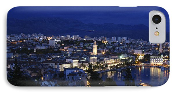 IPhone Case featuring the photograph Split Croatia by David Gleeson