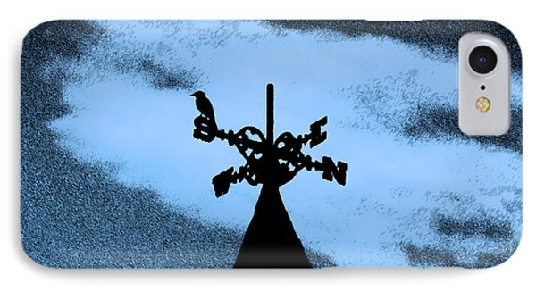 Spooky Silhouette Phone Case by Al Powell Photography USA