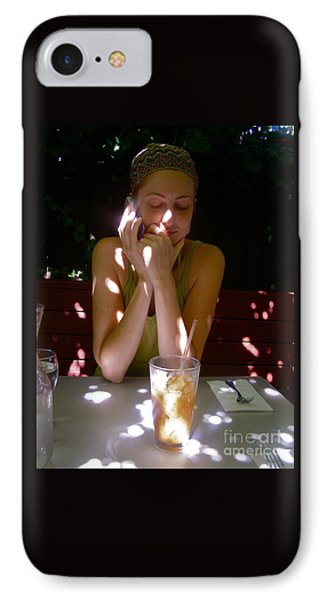 Spotted In Sunlight IPhone Case