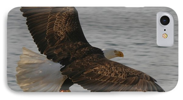 IPhone Case featuring the photograph Spread Eagle by Kym Backland