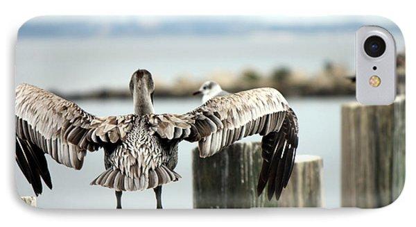 Spread Your Wings IPhone Case by Deborah Hughes