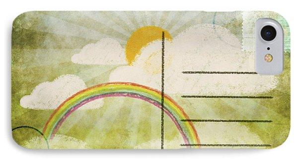 Spring And Summer Postcard Phone Case by Setsiri Silapasuwanchai