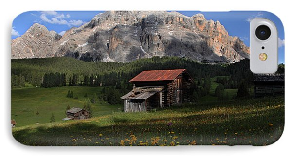 IPhone Case featuring the photograph Spring At Santa Croce by Susan Rovira