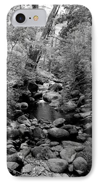 IPhone Case featuring the photograph Spring Creek by Kathleen Grace