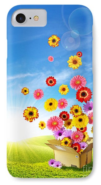 Spring Delivery 2 Phone Case by Carlos Caetano