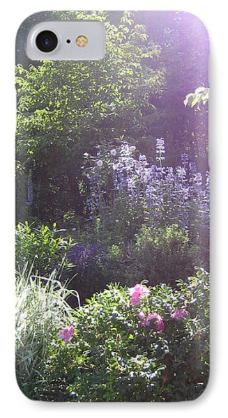 Spring Garden IPhone Case by Bonnie Goedecke