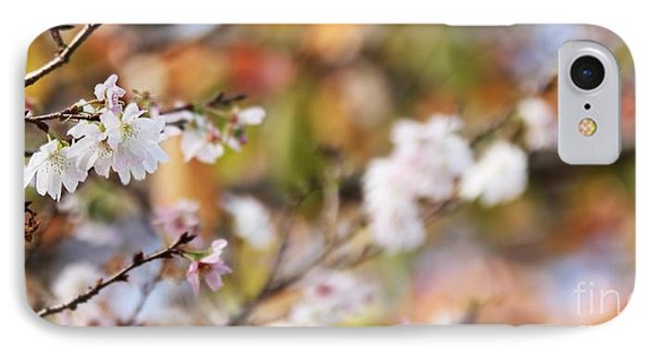 Spring In Autumn Phone Case by Eena Bo