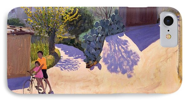 Spring In Cyprus Phone Case by Andrew Macara