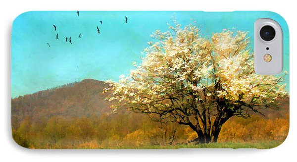 Spring In The Mountains Phone Case by Darren Fisher