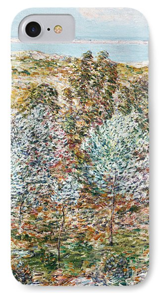 Springtime Vision Phone Case by Childe Hassam