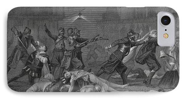 St Bartholomews Massacre Phone Case by Granger