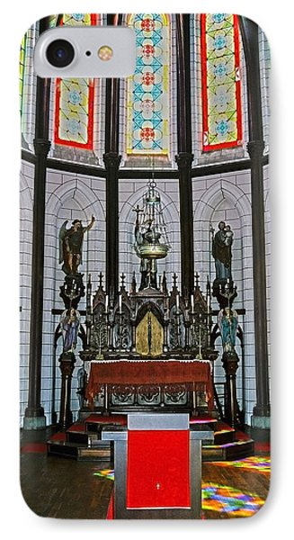 St. Francis Xavier Cathedral  Phone Case by Juergen Weiss