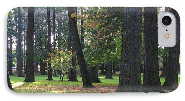 St. John's Trees IPhone Case