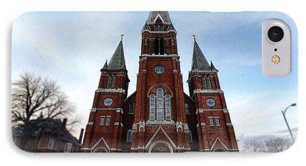 St. Josaphat Roman Catholic Church Detroit Michigan Phone Case by Gordon Dean II