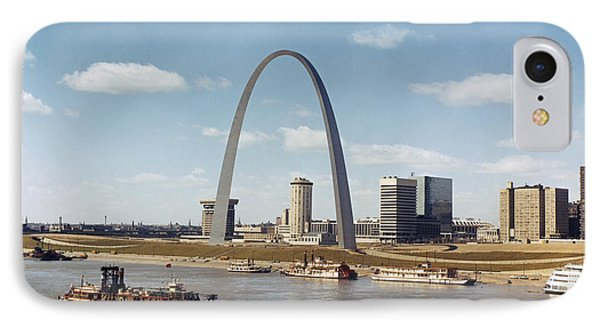 St. Louis: Waterfront Phone Case by Granger