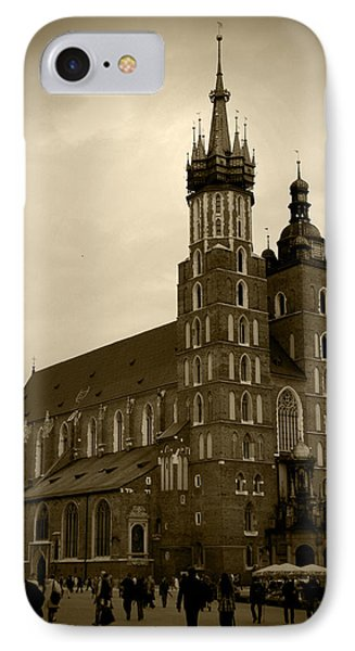 St. Mary's Basilica Phone Case by Kamil Swiatek
