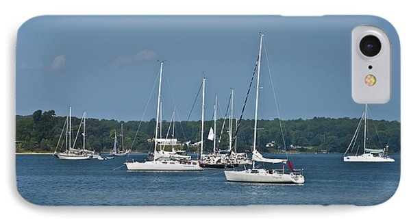 St. Mary's River Phone Case by Bill Cannon