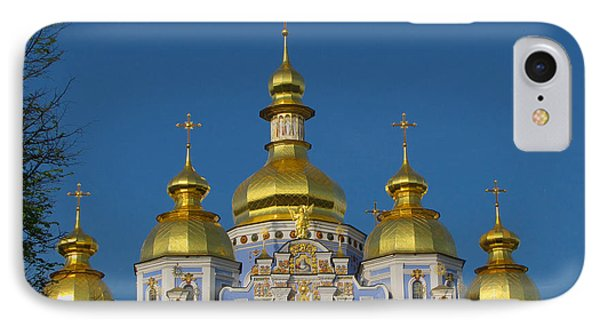 IPhone Case featuring the photograph St. Michael's Cathedral by David Gleeson