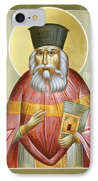 St Nicholas Planas Phone Case by Julia Bridget Hayes