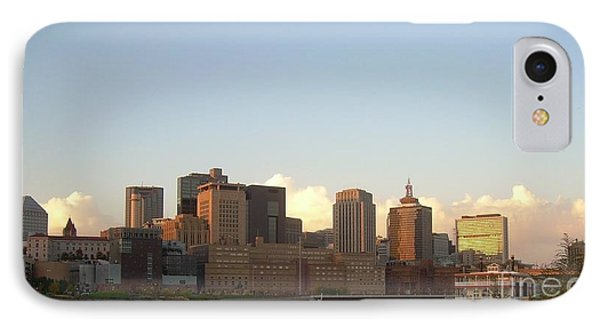 St. Paul Skyline IPhone Case