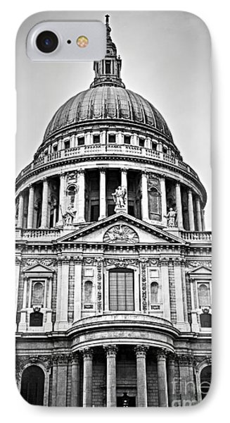 St. Paul's Cathedral In London Phone Case by Elena Elisseeva