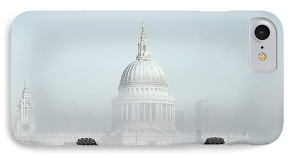 St Paul's Cathedral Phone Case by Pixel  Chimp