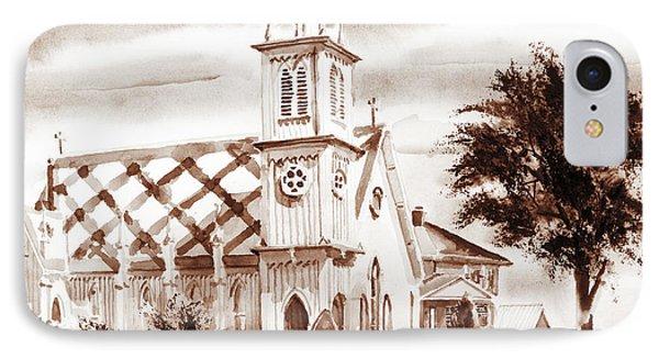 St. Pauls Episcopal Church IIi Phone Case by Kip DeVore
