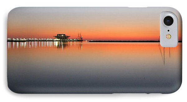 St. Pete Sunrise IPhone Case by Farol Tomson