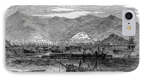 St. Thomas: Earthquake Phone Case by Granger