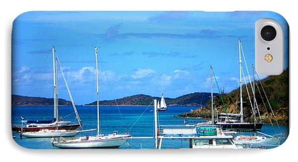 IPhone Case featuring the photograph St-thomas Virgin Islands by Danielle  Parent