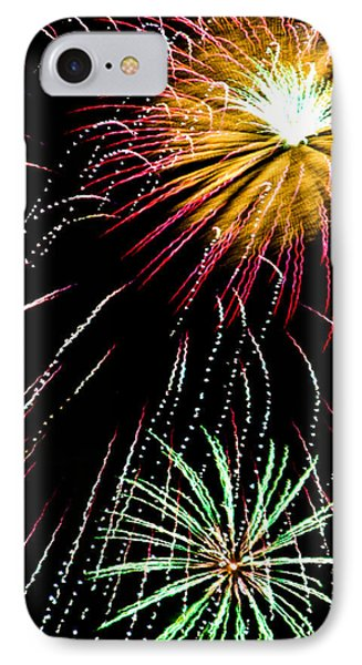 Staccato Phone Case by Lynne Jenkins