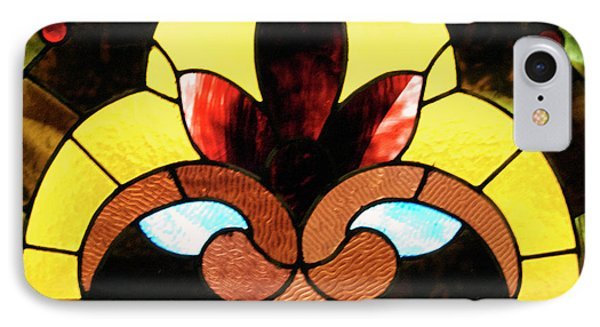 Stained Glass Lc 07 Phone Case by Thomas Woolworth
