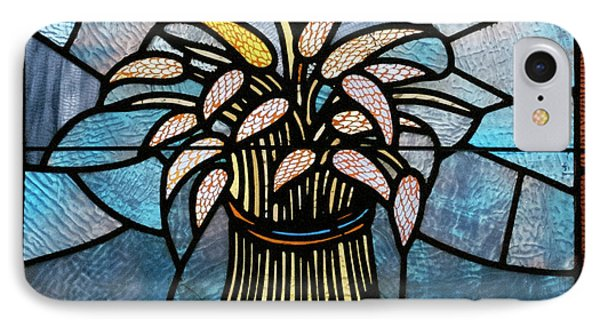 Stained Glass Lc 11 Phone Case by Thomas Woolworth