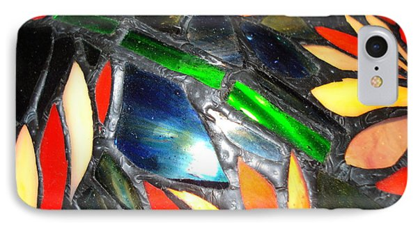 Stained Glass Three IPhone Case