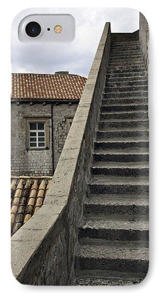 Stairs 1 Phone Case by Madeline Ellis