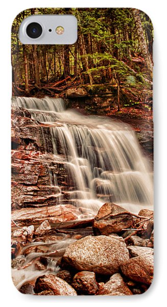 Stairs Falls Phone Case by Heather Applegate
