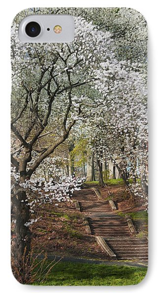 Stairway To Happiness IPhone Case