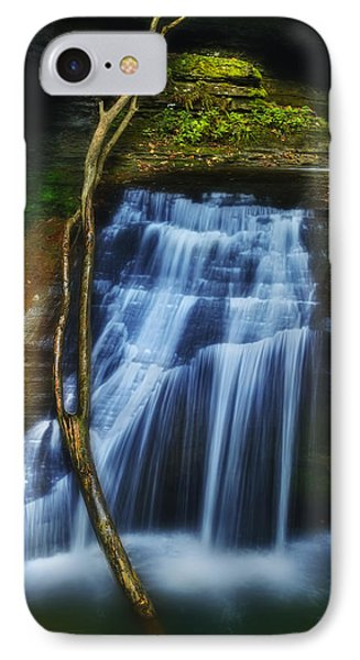 Standing In Motion Phone Case by Evelina Kremsdorf