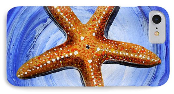 Star Of Mary Phone Case by J Vincent Scarpace