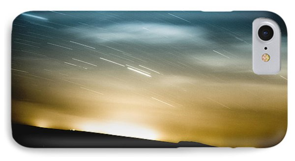 Star Trails Phone Case by Roth Ritter