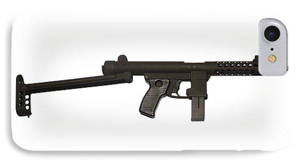 Star Z70b 9mm Submachine Gun Phone Case by Andrew Chittock