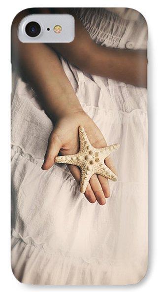 Starfish Phone Case by Joana Kruse