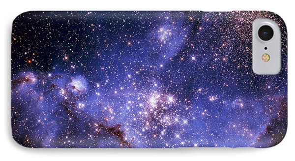 Stars And The Milky Way Phone Case by Don Hammond
